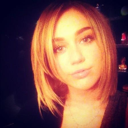 Miley Cyrus se nos desmelena