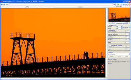 Akvis Magnifier, tus fotos en super alta resolución