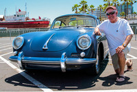 Porsche 356 con más de 1.500.000 kilómetros a sus espaldas