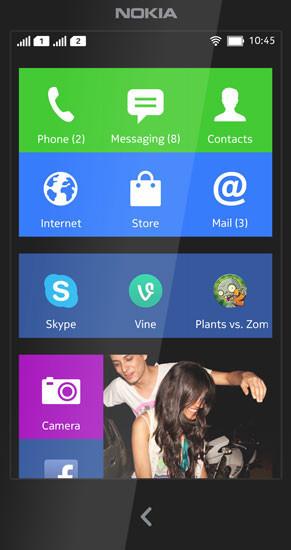 Nokia X OS