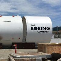 Elon Musk ya tiene permiso para excavar su primera línea de Hyperloop en Maryland