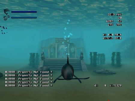 15 años después ve la luz un prototipo jugable del Ecco The Dolphin II de Dreamcast