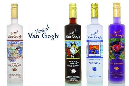 Vodka Van Gogh ahora en España