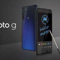Motorola Moto G Pro: el nuevo gama media monta cuatro cámaras traseras e incluye un stylus