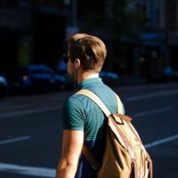 Prepárate a explorar mundo con las mochilas de lona de Sandqvist
