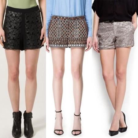 shorts lujo