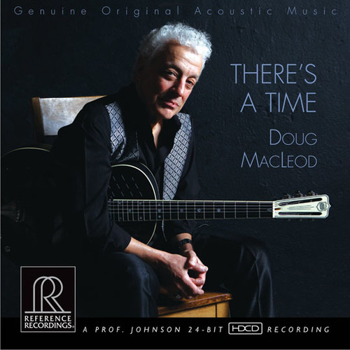 La grabación del mes: «There's a time», de Doug MacLeod