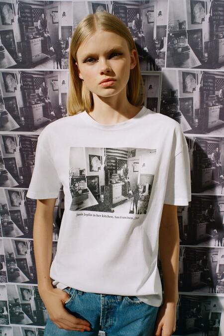 Zara Camisetas Artistas 01