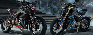 La Zontes U125 se cuela en el mercado de motos sin carnet y aterriza en España con un precio de 3.000 euros