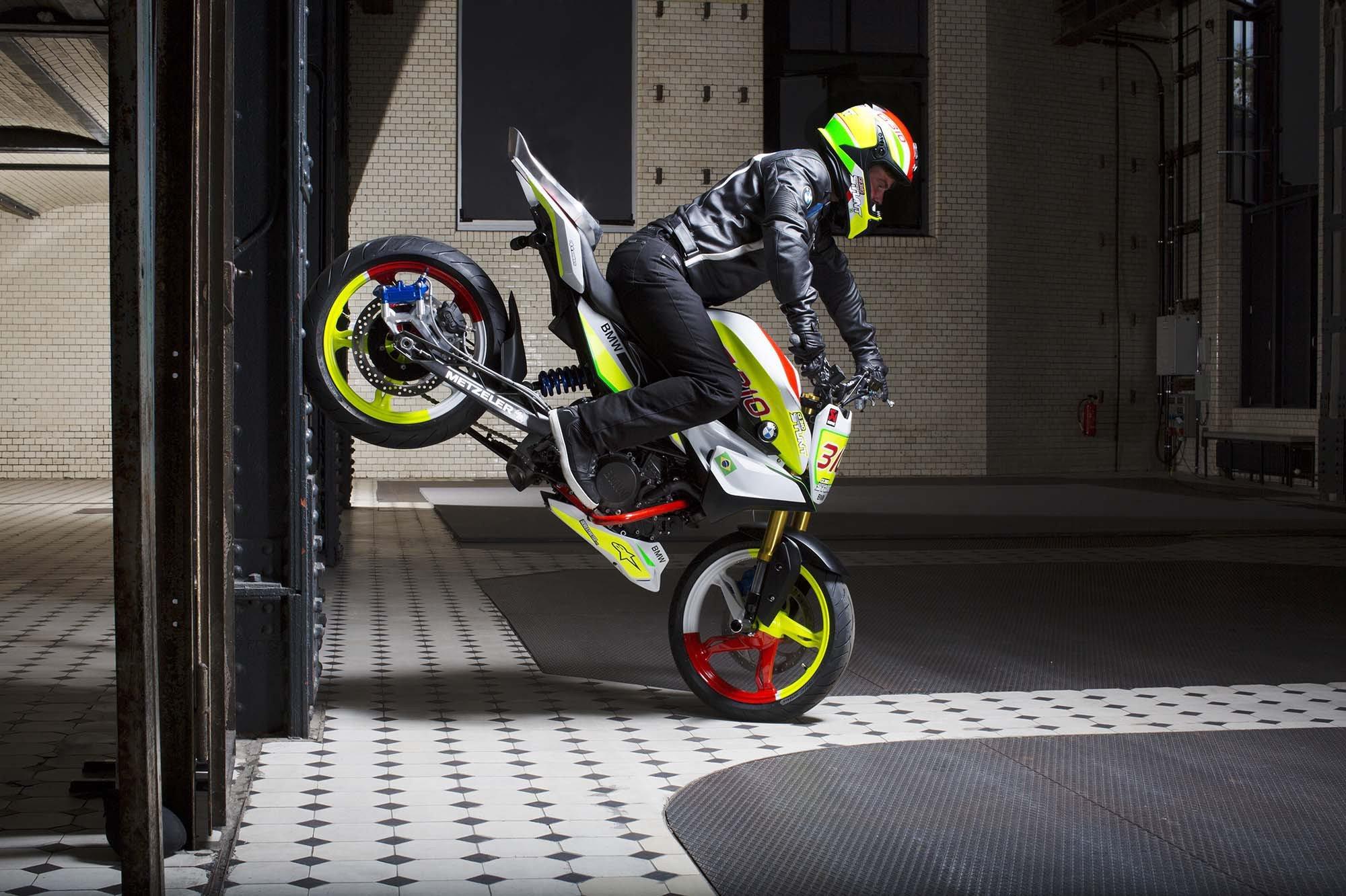 Foto de BMW Concept Stunt G 310 (16/36)