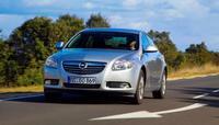 Opel Insignia ecoFLEX, nuevo motor con 130 caballos