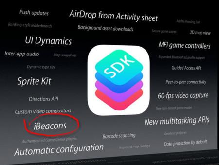 Apple, iBeacon, y la Internet de las Cosas