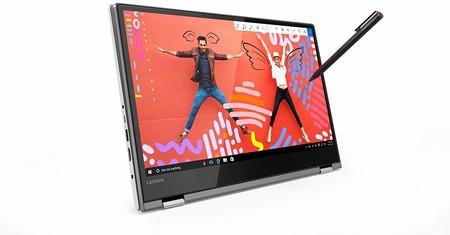 Convertible Lenovo Yoga 530 de 128GB a su precio más bajo en Amazon: 399,99 euros