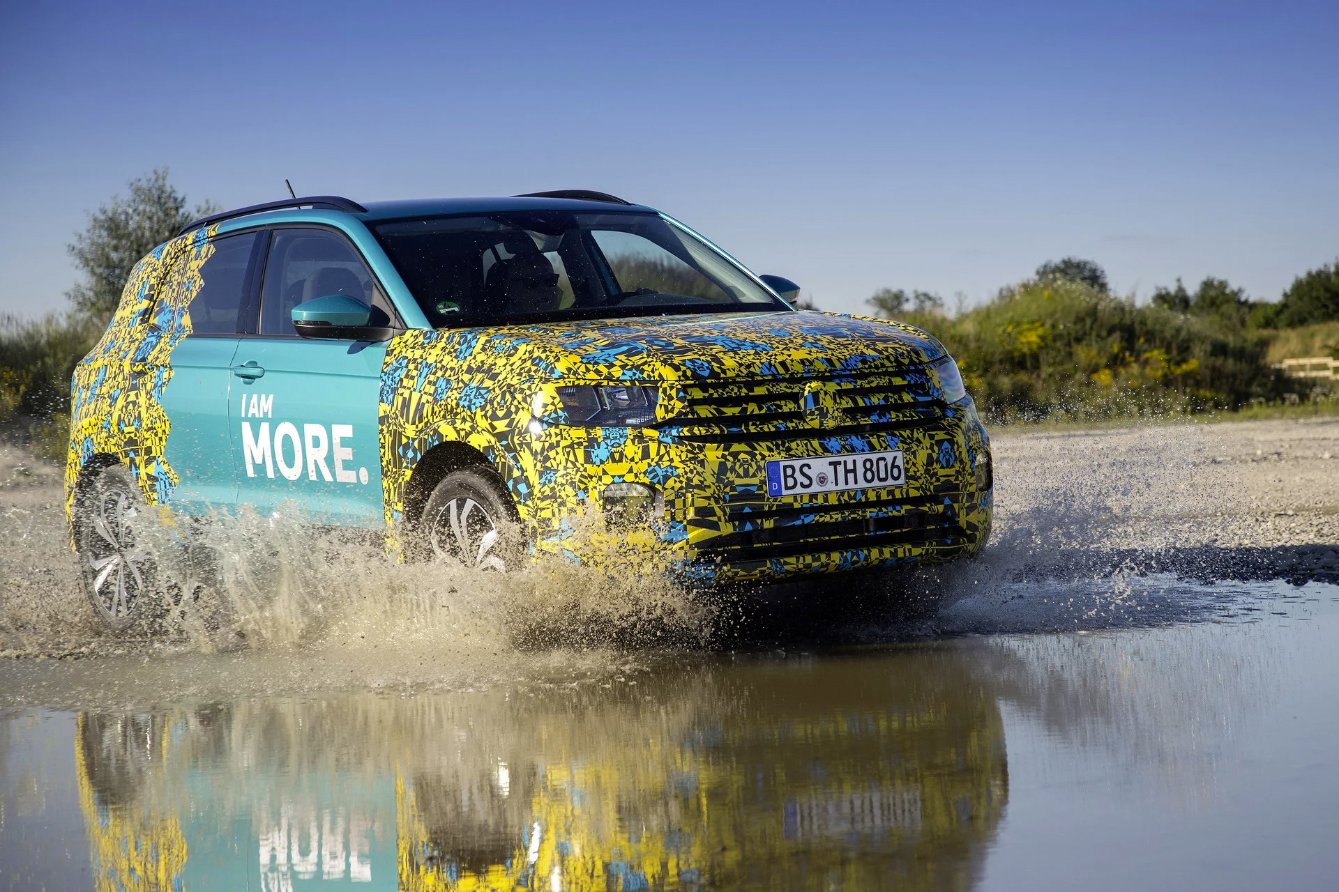 Foto de Volkswagen T-Cross (primeras imágenes) (14/28)