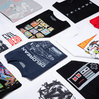 Pack de 10 camisetas Frikis por 32,99 euros en Zavvi: renueva tu armario por poco más de 3 euros la unidad en tallas de la S a la XL