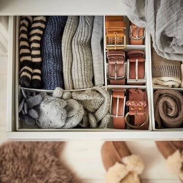 11 productos de Ikea para poner la casa en orden que amaría Marie Kondo