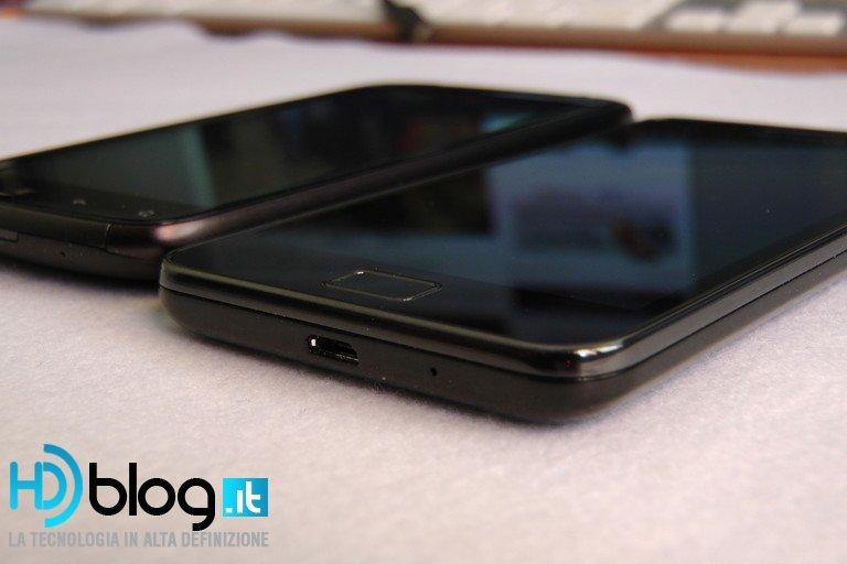 Foto de Samsung Galaxy SII vs. HTC Sensation (25/29)
