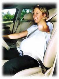 BeSafe Pregnant: cinturón de seguridad para embarazadas