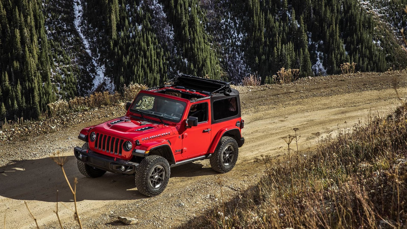 Foto de Jeep Wrangler 2018 (16/51)
