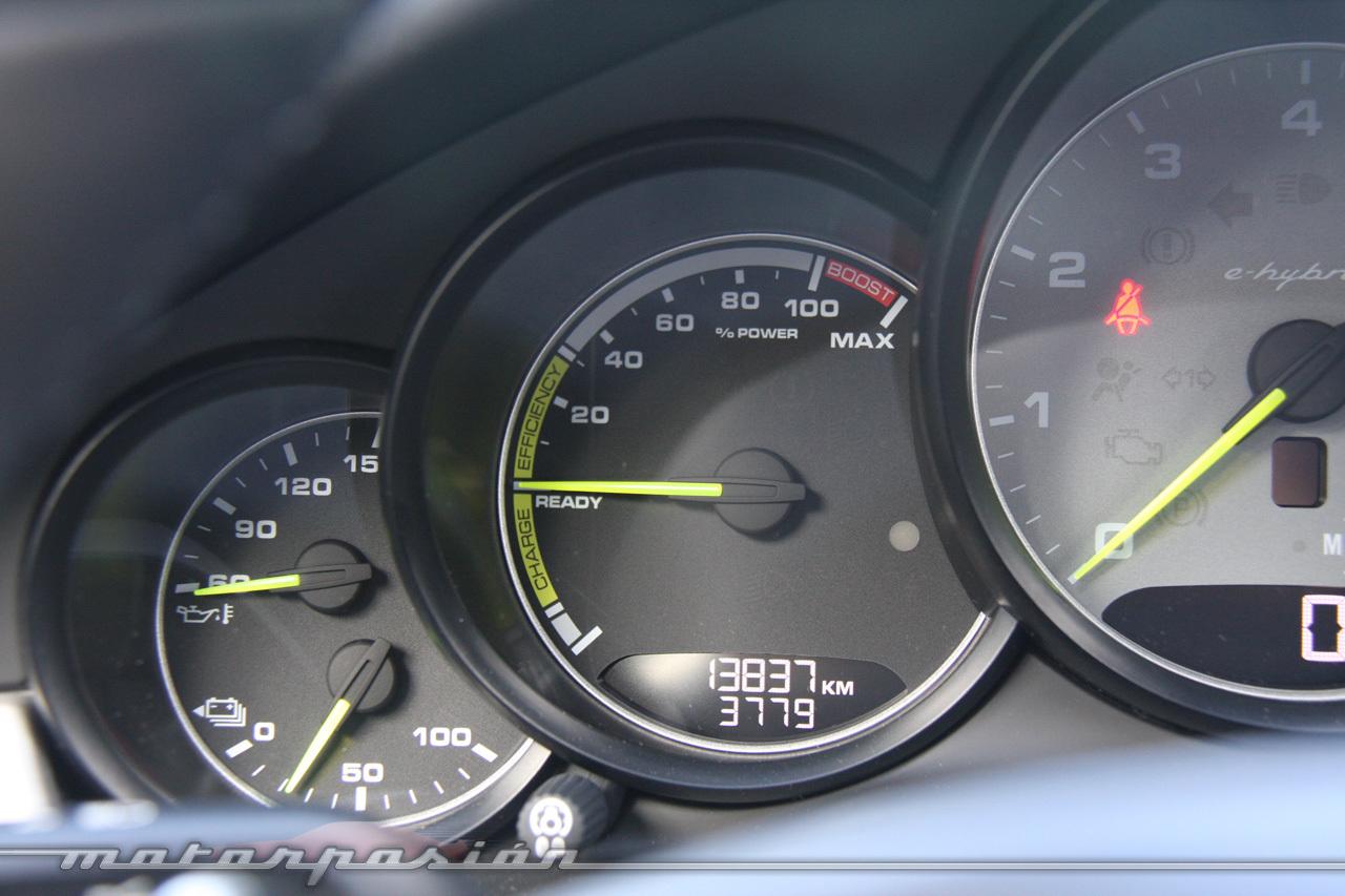 Foto de Porsche Panamera S E-Hybrid (prueba) (59/64)