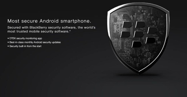 Blackberry Secure