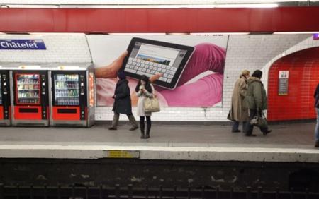 Publicidad en el móvil