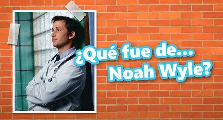¿Qué fue de... Noah Wyle, el doctor Carter de 'Urgencias'?