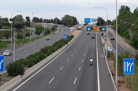 Viaje Estado Alarma Carretera