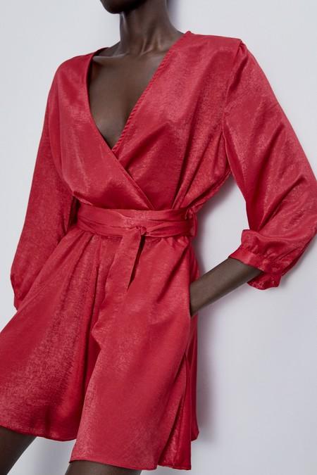 Vestido Invitada Zara Mini 02