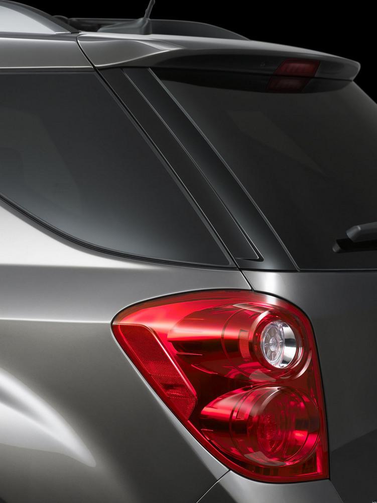 Foto de Chevrolet Equinox (7/12)