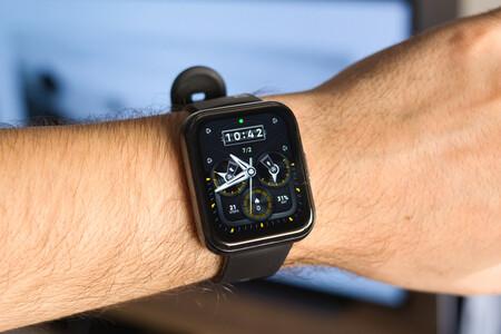Realme Watch 2 Pro, análisis: es posible tener una pantalla enorme sin sacrificar una autonomía asombrosa