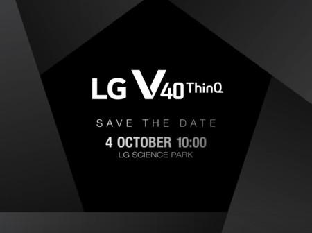 Lg V40 Fecha Evento
