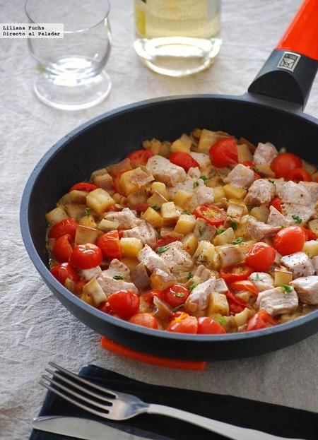 Tu dieta semanal con Vitónica (CXCVII): con platos mediterráneos para comer más sano en el 2017