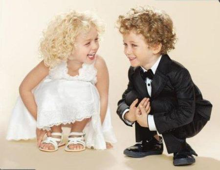 Dolce & Gabbana Junior viste de etiqueta a tus niños