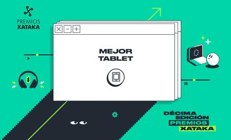 Mejor tablet: vota en los Premios Xataka 2019