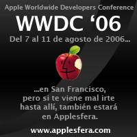Keynote de la WWDC 2006 en Applesfera