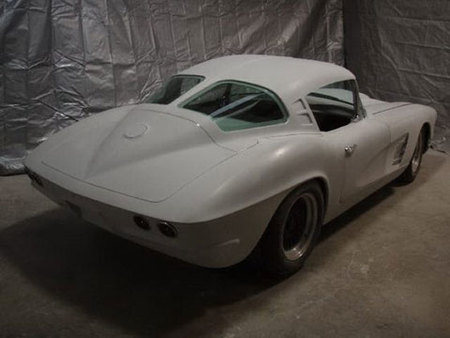 1961 Chevrolet Corvette Split Window para el SEMA Show