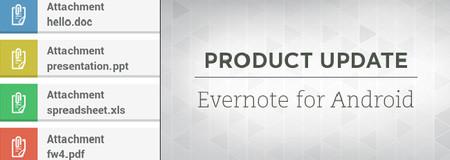 Evernote se integra con Office Suite Pro y mejora la edición de archivos en movilidad