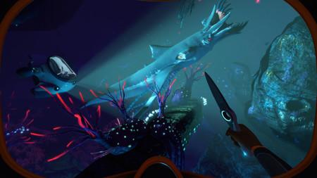 Subnautica Below Zero es como tener una máquina del tiempo, volver al pasado y jugar a Subnautica por primera vez