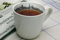 Taza Skyline, desayuna con vistas a Manhattan