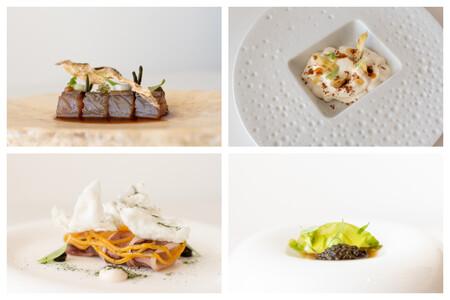 Algunos De Los Pasos Del Menu Degustacion De El Rincon De Juan Carlos C Food Design Company