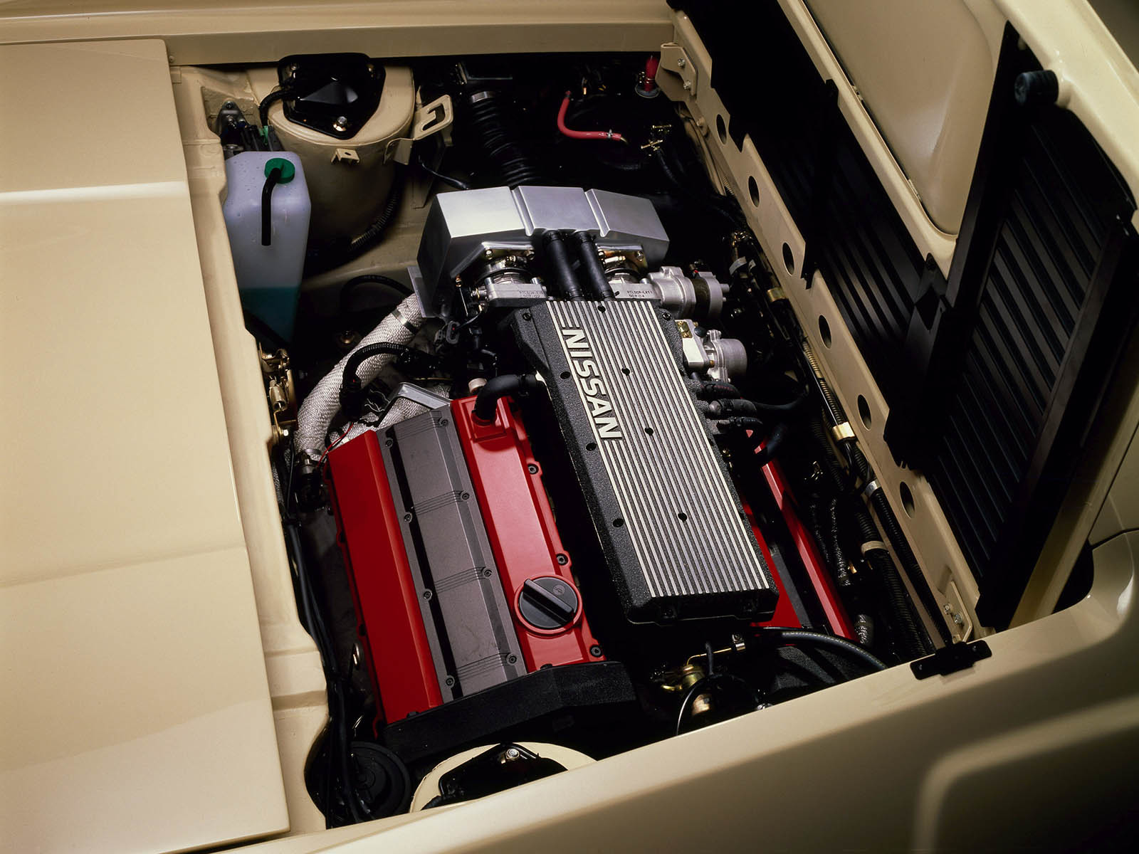 Foto de Nissan MID-4 Concept 1985 (10/12)