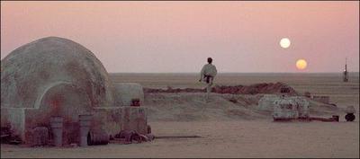 'La guerra de las galaxias: Una nueva esperanza' (1)