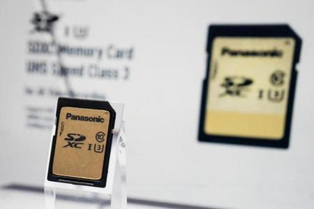 Panasonic ha dado a conocer los primeros prototipos de tarjetas SDXC High Speed para cámaras Lumix 4K