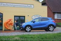 Opel Mokka, presentación y prueba en Hamburgo (parte 1)