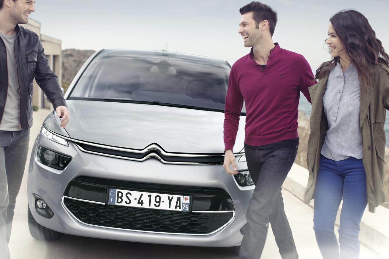 Foto de Citroën C4 Picasso y Grand C4 Picasso (26/152)