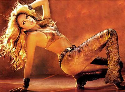 Shakira tendrá su propia línea de belleza