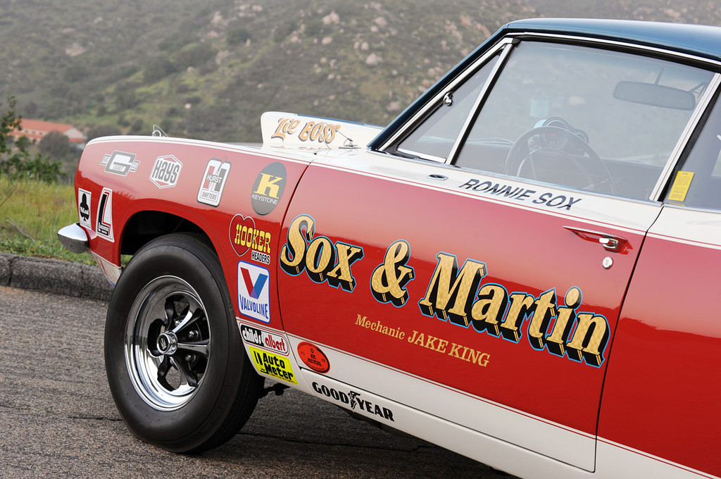Foto de Mr. Norm's Sox & Martin Collector Series HEMI 'Cuda (53/72)