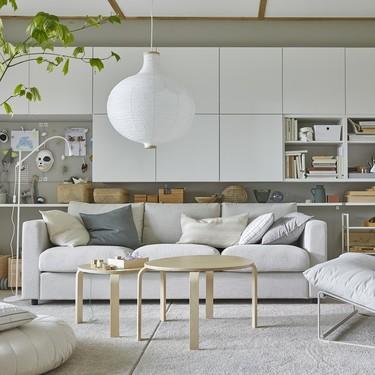 Casas ordenadas, mentes ordenadas. 6 consejos de Ikea para ordenar nuestro hogar