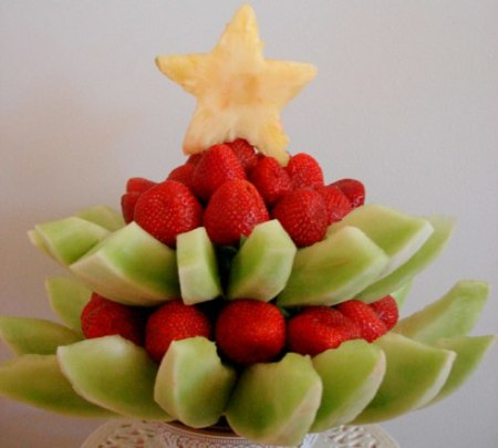 En Navidad, no dejes de consumir fruta